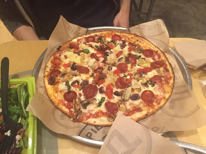 Mike's Pepperoni Pizza