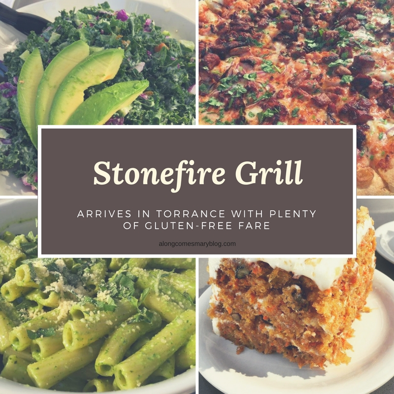 Stonefire Kitchen: You Never Know Where She Will Show Up