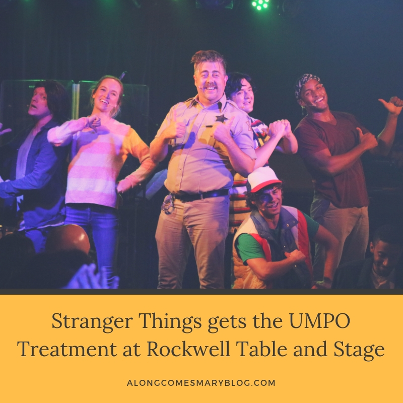 The Un Authorized Musical Parody Of Stranger Things Comes To